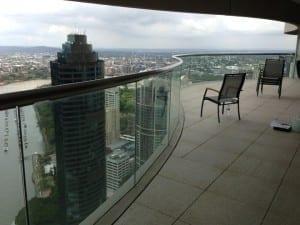 Balcony Glass